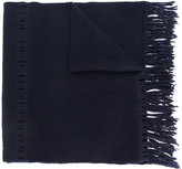 Faliero Sarti Sampy fringe trim scarf