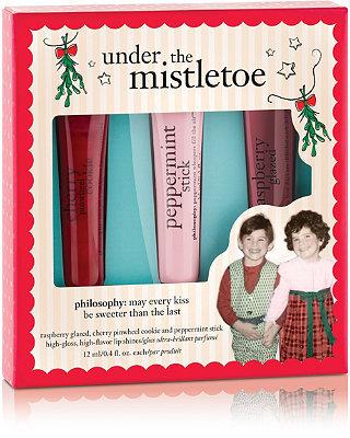 philosophy Under The Mistletoe