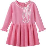 Joe Fresh Baby Girls' Print Sweater Dress, Pink Mix (Size 18-24)