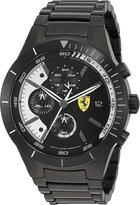 Ferrari Men's 0830267 REDREV EVO Analog Display Japanese Quartz Watch