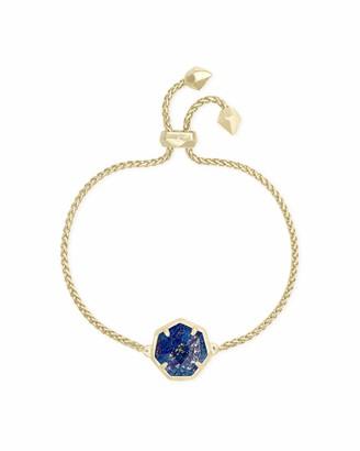 Kendra Scott Cynthia Link Chain Bracelet for Women Fashion Jewelry Rhodium Plated