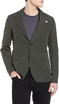 Oliver Spencer Brookes Slim Fit Sport Coat