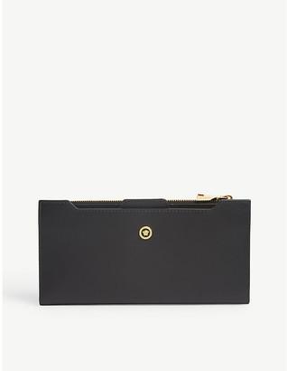 Versace Medusa Head leather bifold wallet