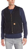 Carhartt Men's Sherpa Lined Sandstone Rugged Vest V26