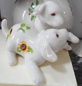 Lenox Playful Puppies Figurine