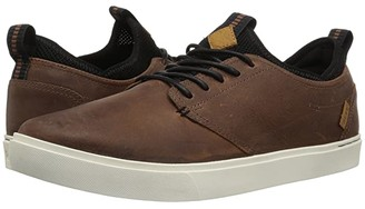 Reef Discovery LE (Brown) Men's Lace up casual Shoes