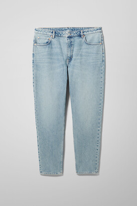 Weekday Lash Extra High Mom Jeans Ext - Blue