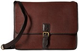 Scully Hidesign Dean Workbag with Padded Compartment