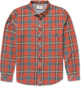 Billabong Men's Long-Sleeve Vantage Plaid Shirt