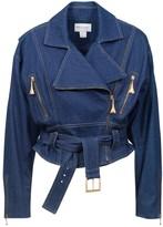 Ungaro Blue Denim - Jeans Jacket for Women Vintage