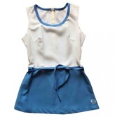 Sergio Tacchini Blue Dress for Women Vintage