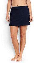 Classic Women's Plus Size SwimMini Skirt Control-Light Fuchsia