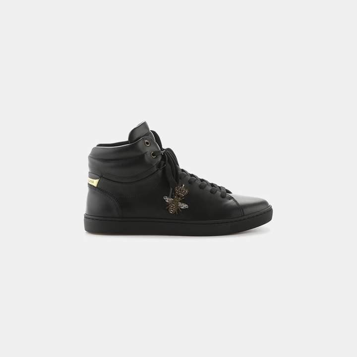 Dolce & Gabbana CS1476 AB731 89718 High Top Sneaker