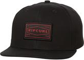 Rip Curl Kids Down South Snapback Cap Black