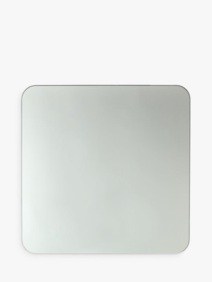 House by John Lewis Form Bathroom Wall Mirror