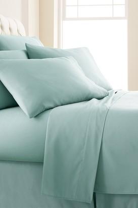 SouthShore Fine Linens King Sized Vilano Springs Extra Deep Pocket Sheet Set - Sky Blue