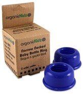 Smallflower organicKidz Dark Blue Narrow Neck Bottle Rings