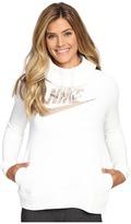 Nike Sportswear Rally Funnel-Neck Hoodie