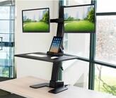 Henry Electric Height Adjustable Standing Desk Converter Symple Stuff