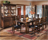 Signature Design by Ashley Larchmont Dining Table with Leaf