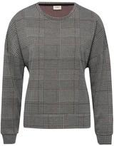 M&Co JDY check sweatshirt