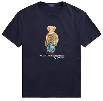 Polo Ralph Lauren Classic-Fit Polo Bear T-Shirt