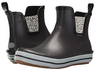 Kamik Sharon Lo (Charcoal) Women's Rain Boots