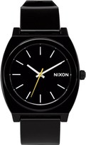 Nixon Time Teller P with White Sunray Dial