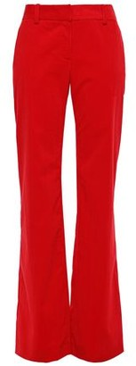 Bella Freud Cotton-corduroy Flared Pants