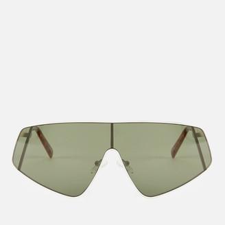 Le Specs Women's Bladestunner Sunglasses - Khaki Mono