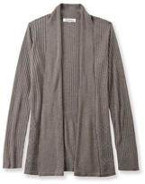 Tradition Women's Open-Front Cardigan