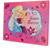 Disney Frozen Elsa & Anna 'Sisters Forever' LED Wall Art