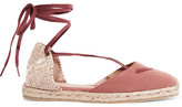 Castaner Kara Canvas Espadrilles - Antique rose
