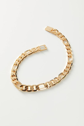 Jenny Bird Carter Gold Choker Chain Necklace