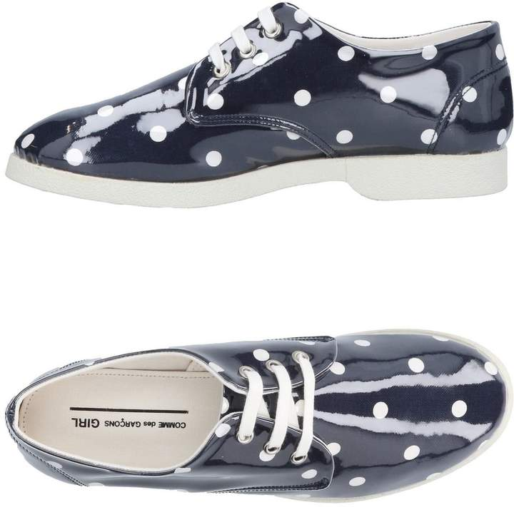 Comme des Garcons Lace-up shoes