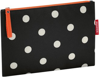 Container Store reisenthel Mixed Dot Zippered Pouch
