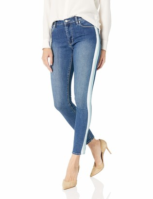 Hudson Women's Barbara High Rise Super Skinny Fit Ankle Jean