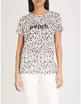 Zadig & Voltaire Leo linen T-shirt