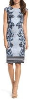 Vince Camuto Women's Body-Con Dress