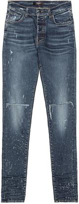 Amiri Shotgun Jean in Classic Deep Indigo | FWRD