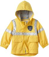 Carter's Toddler Boy Reflective Police Rain Jacket