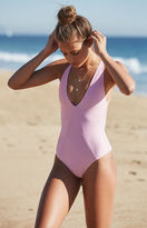 Stone Fox Palma Strappy Back One Piece Swimsuit