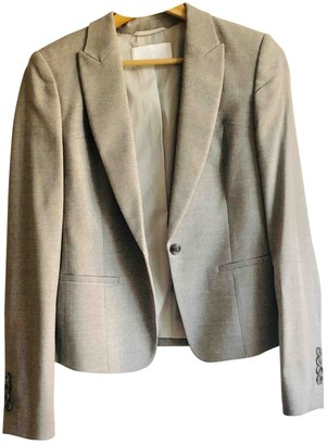 BOSS Grey Jacket for Women