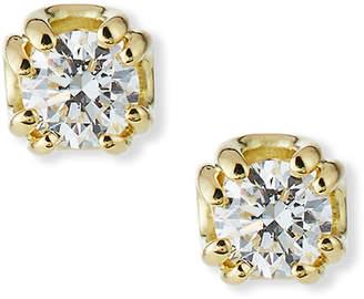 Roberto Coin Diamond Solitaire Stud Earrings
