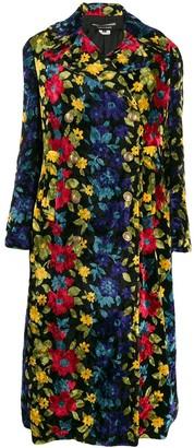 Junya Watanabe Floral Patterned Coat