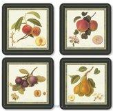 Pimpernel Hooker Fruits Placemats, Set of 6