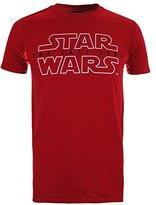 Star Wars Men's Last Jedi Logo T-Shirt
