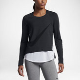 Nike Sphere-Dry Women's Long Sleeve Training Top