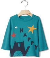 Gap Colorful graphic tee
