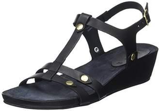 Kickers Women's TAKIT Closed Toe Heels, (Noir)